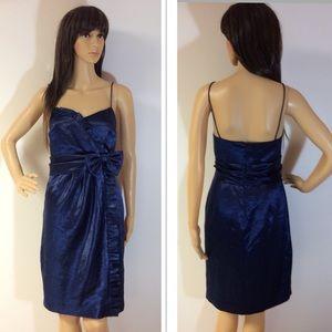 NINE WEST SAPPHIRE BLUE SPECIAL OCCASION DRESS